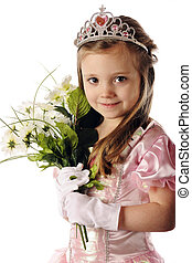 Pretty Preschool Princess