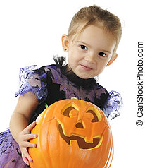 Pretty Pumpkin Preschooler