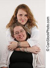 Pretty Sisters 1