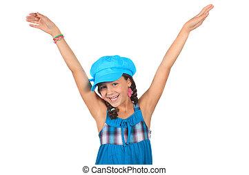 Pretty ten year old girl - Pretty ten year old adolescent...