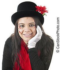 Pretty Valentine Joker