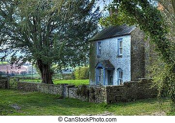 Welsh cottage - Pretty Welsh cottage near White Castle, ...