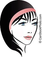 Pretty woman logo