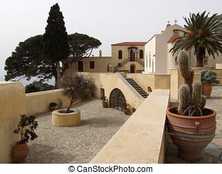 Preveli Monastery Crete