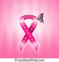 prevenção, câncer peito
