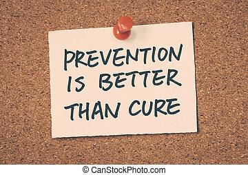 prevención, es, mejor, que, curación