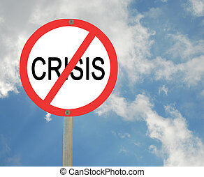Prevention of crisis