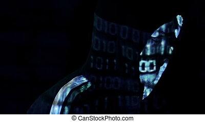 prezentacja, hacker