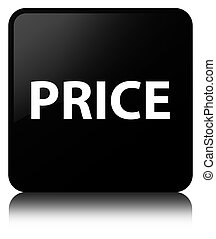 Price black square button