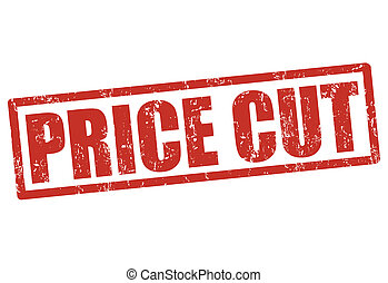 Price cut stamp