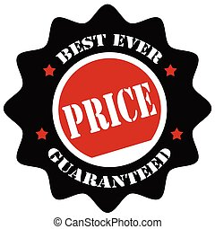 Price-label
