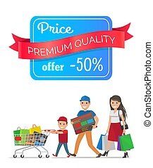 Price Premium Quality Offer Low Cost Special Offer