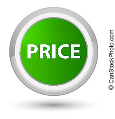 Price prime green round button