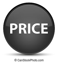 Price special black round button