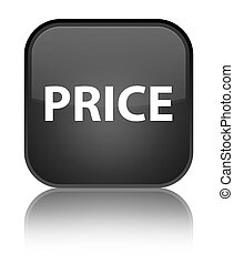 Price special black square button