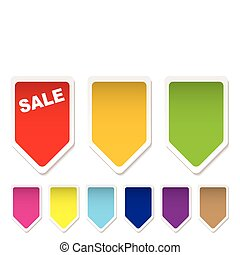 price tag icons