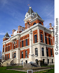 Priceton court house - Historic court house building in ...