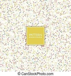 pricken, mönster, abstrakt, halftone, bakgrund, 2106