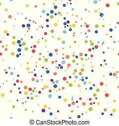 pricken, mönster, vektor, seamless, bakgrund