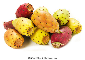 Prickly pears cactus