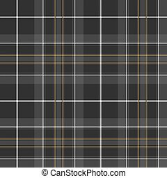 Pride of scotland hunting tartan kelt background seamless pattern .Vector illustration. EPS 10. No transparency. No gradients.