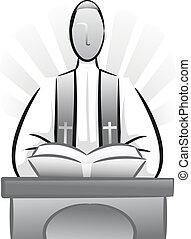 Priest Bible Sermon