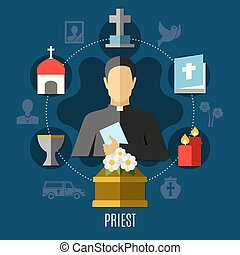 Priest Concept Set