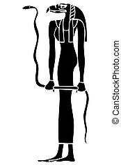 priestess of God Amon