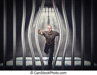prigione, fuga