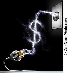 prijs, energie