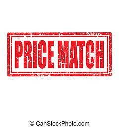 prijs, match-stamp