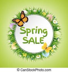 primavera, cartel
