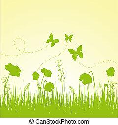 primavera, composizione