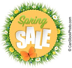 primavera, manifesto vendita