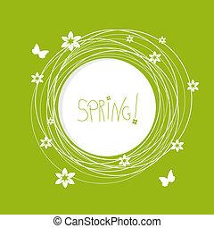 primavera, quadro