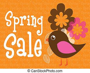 primavera, venta