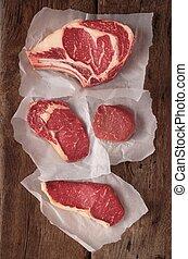 prime meat cuts - raw prime meat beef pork lamb cuts