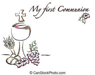primero, comunión