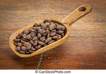 primeur, koffie bonen