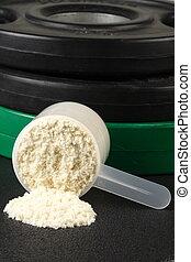 primeur, proteïne, poeder