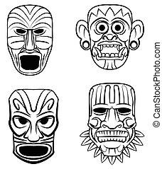 Primitive Mask Collection