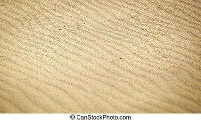 primo piano, sabbia, fondo, struttura