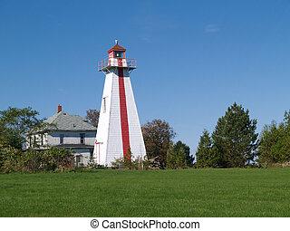 Prince Edward Island Lighthouse