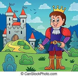 Prince theme image