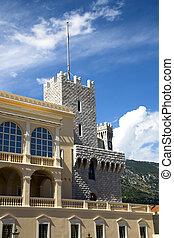 Princes Reinier's Palace of Monaco