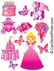 princesa, collection.