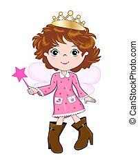princesa pequeña