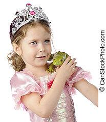 Princess and a Frog