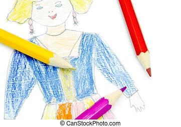 princess draw