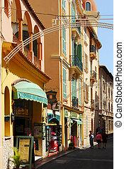 Principality of Monaco - MONACO - MAY 07:Visitors in Monaco ...